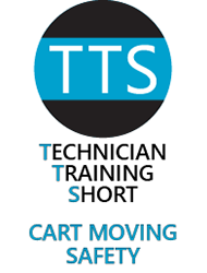 Technician Training Short: Cart Moving Safety
