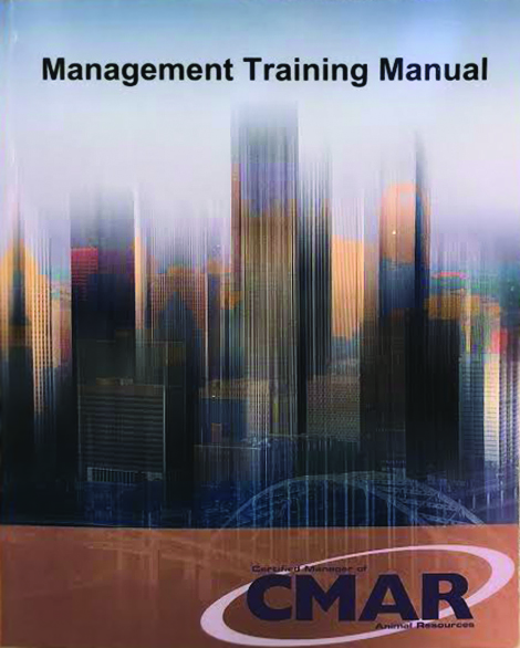 CMAR training manual