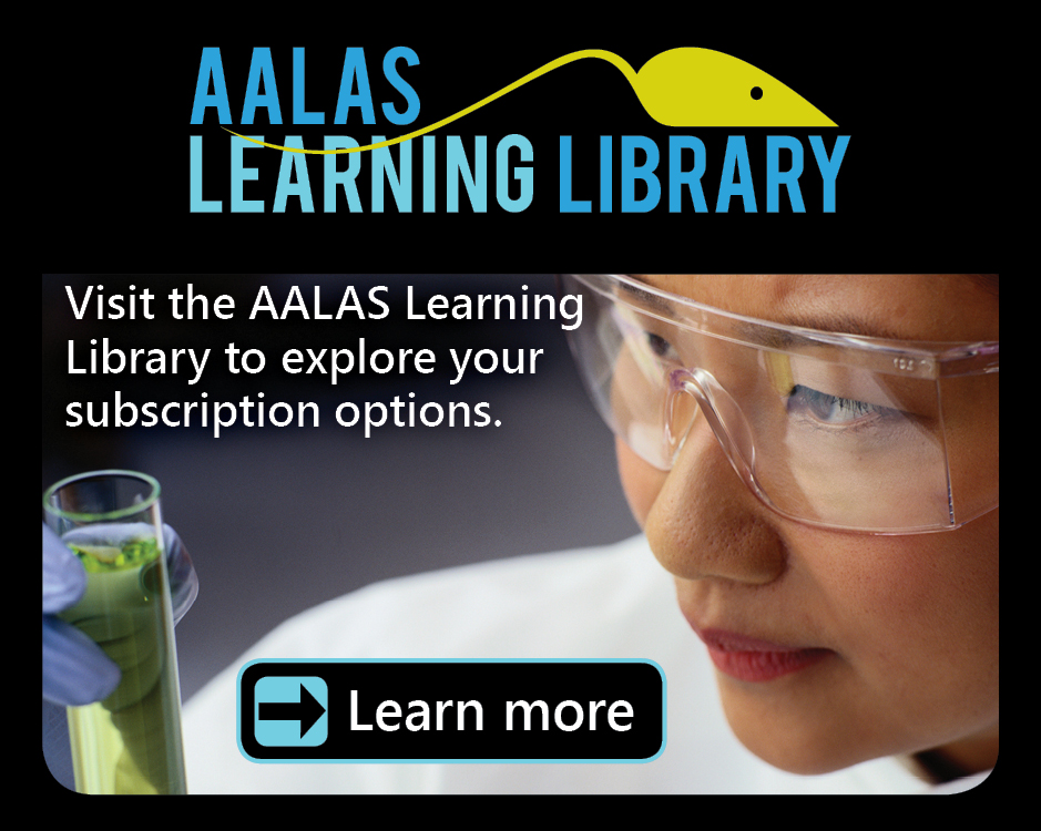 AALAS Learning Library