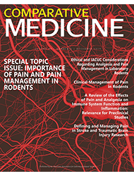 Comparative Medicine: Special Topic Issue